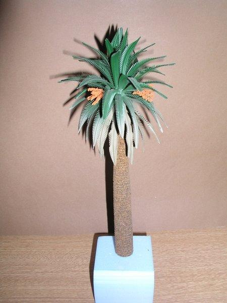Como hacer una palmeras de papel imagui - Palmeras de plastico ...